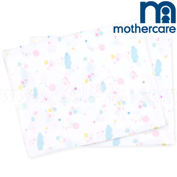 Mothercare Комплект 2бр. долни чаршафи с ластик Confetti Party N