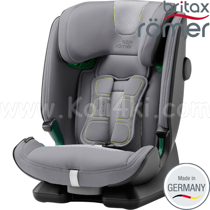 Britax Romer Стол за кола 9-36kg. ADVANSAFIX I-Size Cool Flow Si